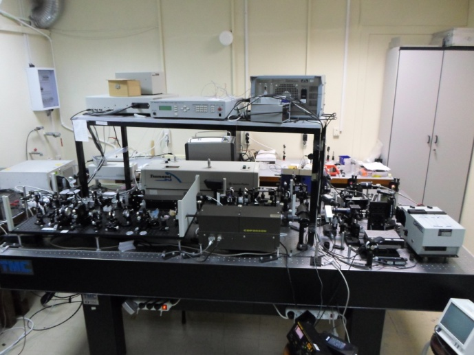 An overview of the fs upconversion and TPEF experiments (2)